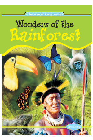 Wonders of the Rainforest - Resource Book
