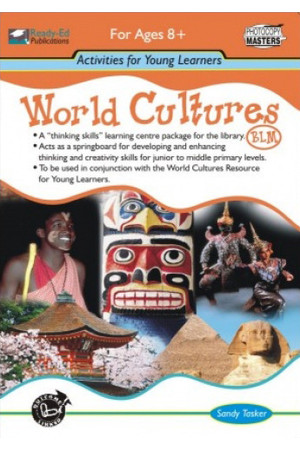 World Cultures - Activity Book (BLM)
