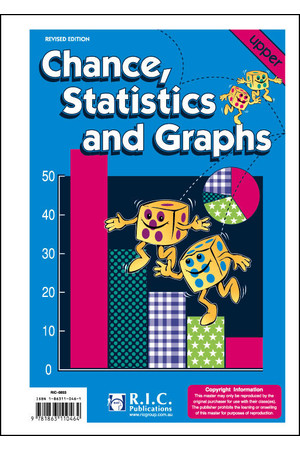 Chance, Statistics and Graphs - Ages 10-12