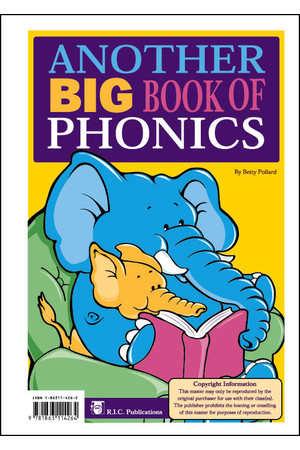 Another Big Book of Phonics