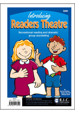 Introducing Readers Theatre - Ages 5-8