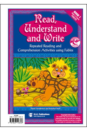Read, Understand and Write - Ages 7-8: Fables