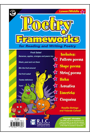 Poetry Frameworks