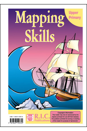 Mapping Skills - Ages 10+