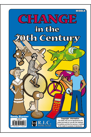 Change in the 20th Century - Ages 8-10