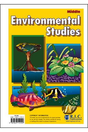 Environmental Studies - Middle: Ages 8-10