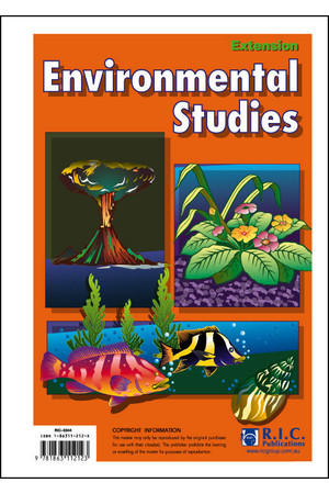 Environmental Studies - Extension: Ages 12+