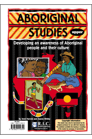 Aboriginal Studies - Ages 10-12