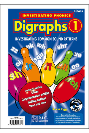Investigating Phonics - Digraphs 1