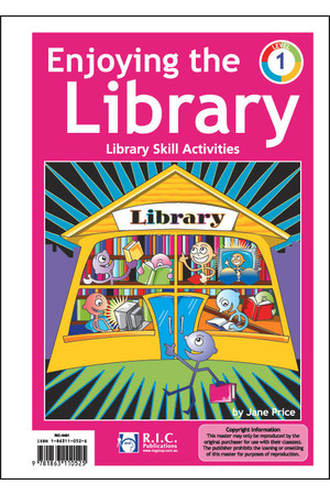 Enjoying the Library - Level 1: Ages 5-6