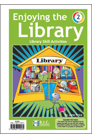 Enjoying the Library - Level 2: Ages 6-7