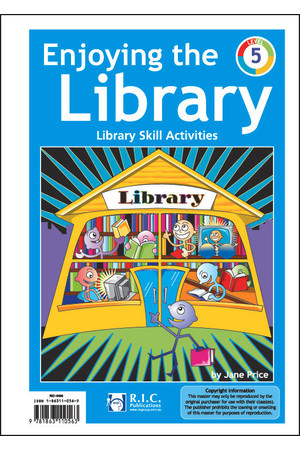 Enjoying the Library - Level 5: Ages 9-10