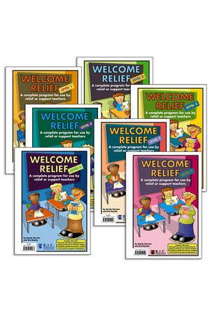 Welcome Relief - Book Pack