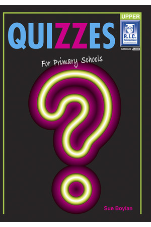 Quizzes - Ages 10-12