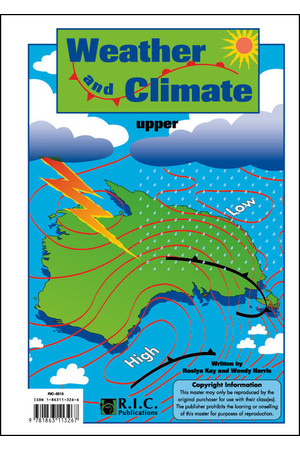 Weather and Climate - Ages 10-12