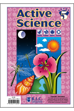 Active Science - Level 5: Ages 9-10