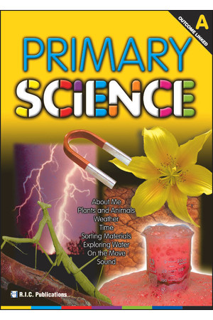 Primary Science - Book A: Ages 5-6