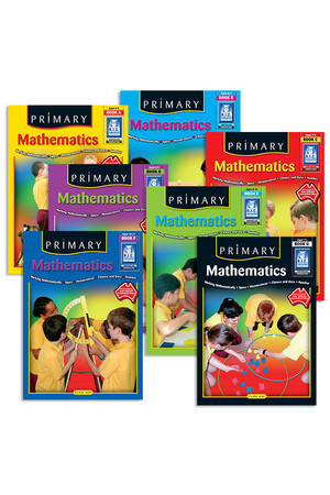 Primary Mathematics - Book Pack