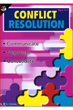Conflict Resolution - Ages 5-7