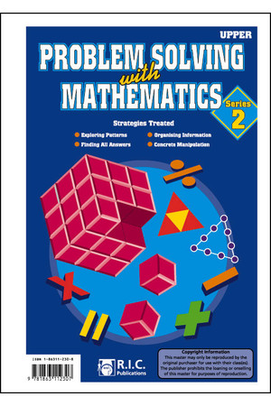 Problem Solving with Mathematics - Series 2: Ages 10-12