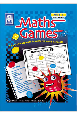 Maths Games and Activities - Ages 5-6