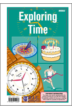 Exploring Time - Ages 8-10