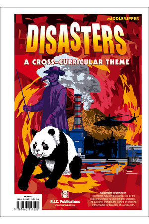 Disasters - Cross-curricular Theme