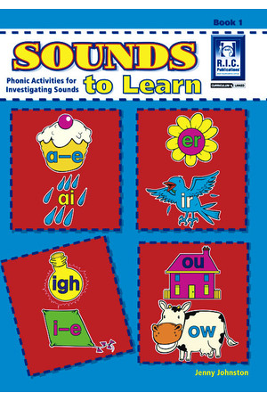 Sounds to Learn - Book 1