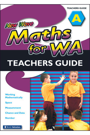 New Wave Maths - Teachers Guide - Book A: Ages 5-6