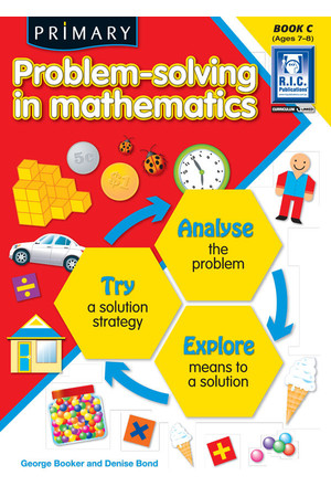 Primary Problem-solving in Mathematics - Book C: Ages 7-8