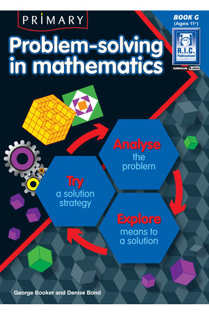 Primary Problem-solving in Mathematics - Book G- Ages 11+