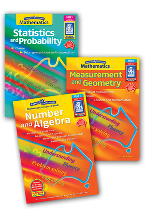 Australian Curriculum Mathematics BLM Bundle - Year 1