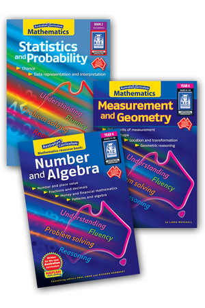 Australian Curriculum Mathematics BLM Bundle - Year 4