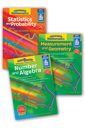 Australian Curriculum Mathematics BLM Bundle - Year 5
