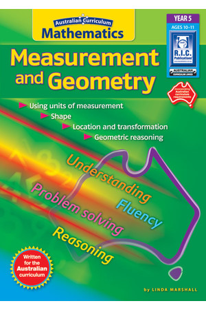 Australian Curriculum Mathematics - Measurement and Geometry: Year 5