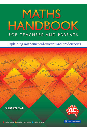 Maths Handbook for Teachers and Parents