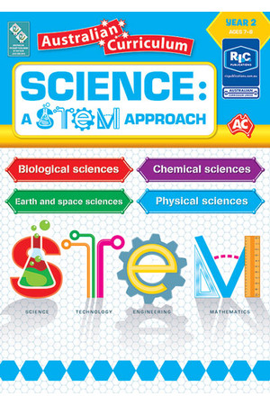 Science: A STEM Approach - Year 2