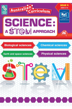 Science: A STEM Approach - Year 4