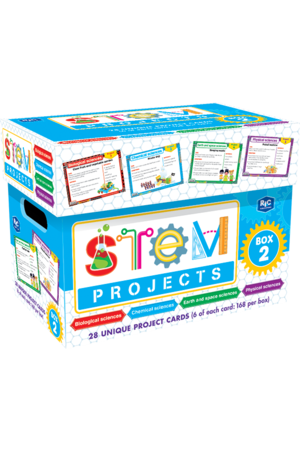 STEM Projects - Year 2