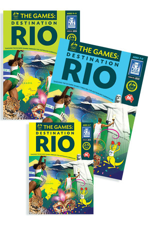 The Games: Destination Rio - Bundle