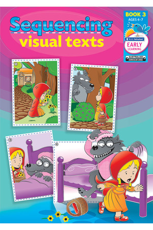 Sequencing Visual Texts - Book 3