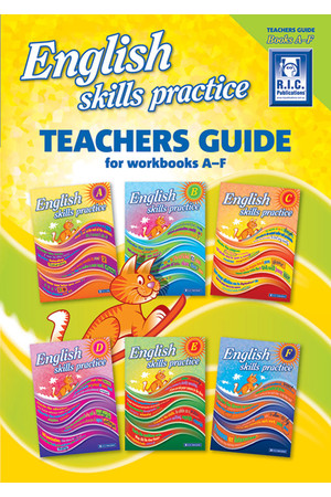 English Skills Practice - Teachers Guide