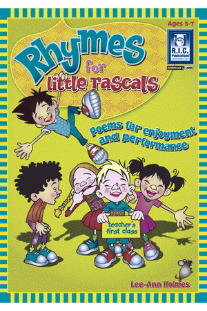 Rhymes for Rascals - Ages 5-7