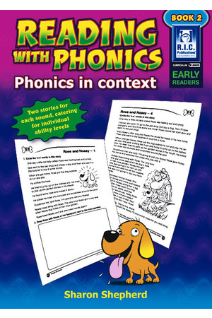 Reading with Phonics - Book 2