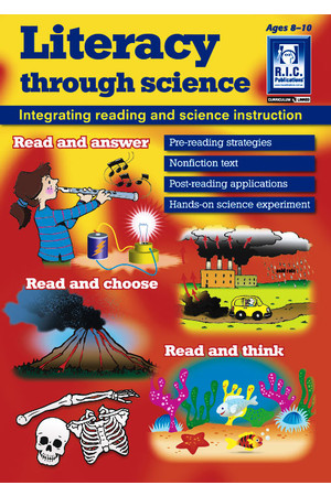 Literacy through Science - Ages 8-10