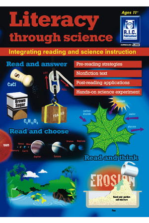Literacy through Science - Ages 11+