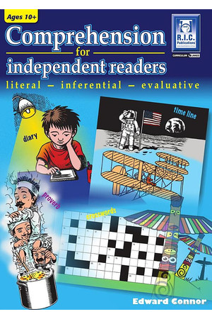 Comprehension for Independent Readers - Ages 10+