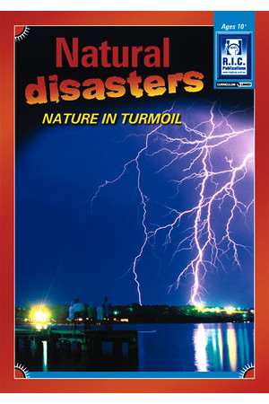 Upper Primary Themes - Series 2: Natural Disasters
