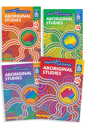 Australian Curriculum Aboriginal Studies - Book Pack
