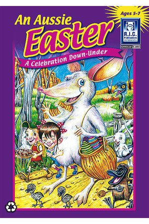 An Aussie Easter - Ages 5-7
